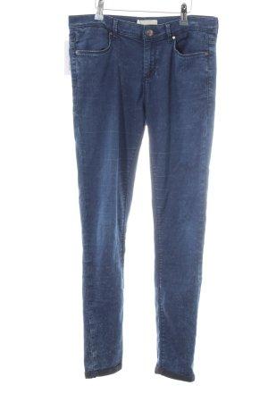 Topshop Stretch Jeans blau Casual-Look