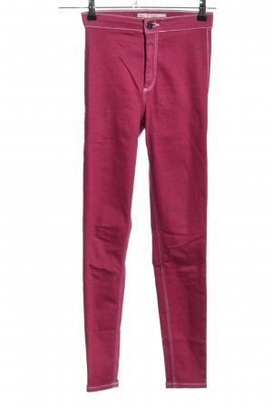 Topshop Stretch jeans roze casual uitstraling