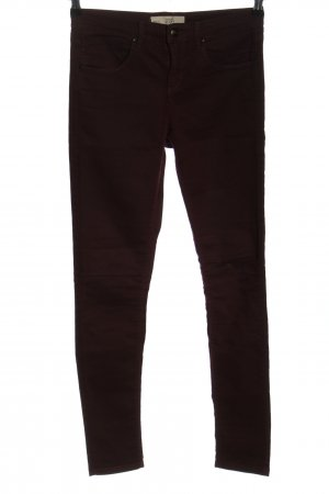 Topshop Stretch Jeans schwarz Casual-Look