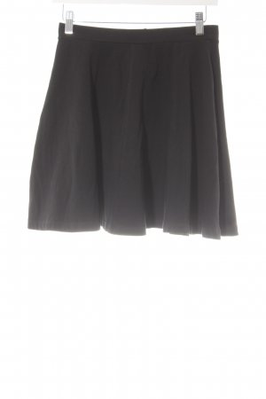 Topshop Stretchrock schwarz Elegant