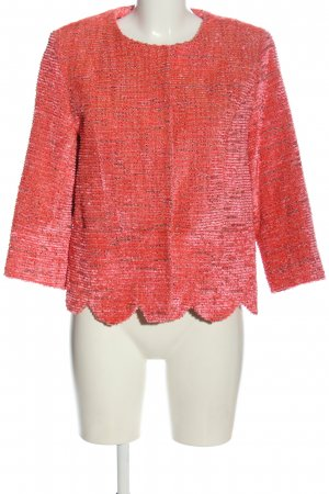 Topshop Kurz-Blazer pink Elegant