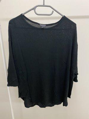 Topshop Strickpullover oversized Pullover in 34 / XS schwarz