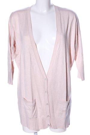 Topshop Sweatjacke pink Casual-Look