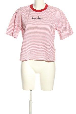 Topshop T-Shirt Schriftzug gedruckt Casual-Look