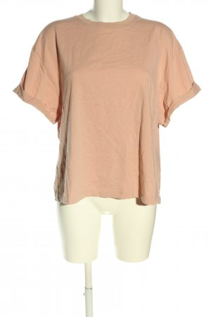 Topshop T-Shirt nude Casual-Look