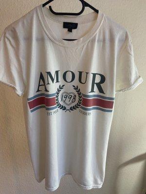 Topshop T-Shirt mit Print