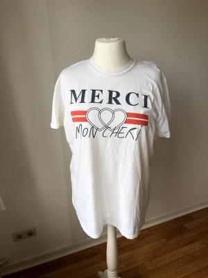Topshop T-shirt blanc