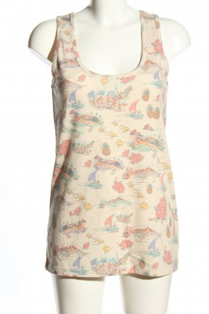 Topshop Tanktop Allover-Druck Casual-Look