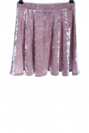 Topshop Circle Skirt pink casual look