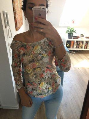 Topshop top mit Blumen Muster