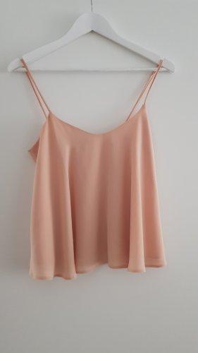Topshop Top rosa