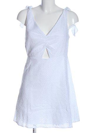 Topshop Trägerkleid weiß Casual-Look