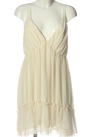 Topshop Trägerkleid creme Elegant