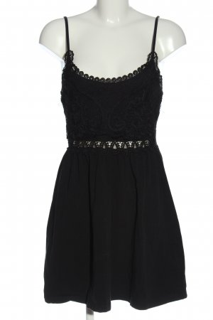 Topshop Trägerkleid schwarz Elegant