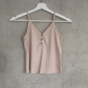 Topshop trägershirt rosa