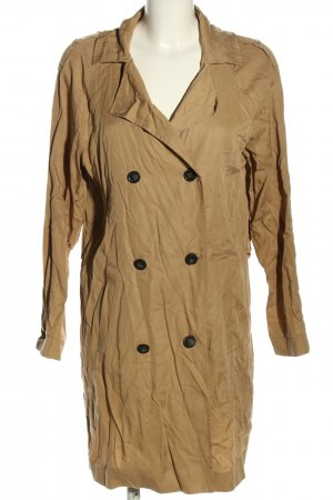 Topshop Trench bronzo stile casual