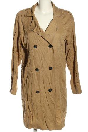 Topshop Trenchcoat bronzefarben Casual-Look