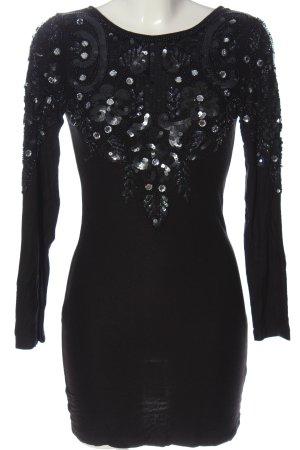Topshop Tunikabluse schwarz Elegant