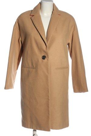 Topshop Between-Seasons-Coat brown casual look