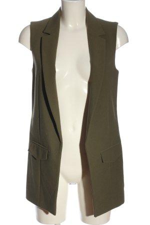 Topshop Long-Blazer khaki Casual-Look