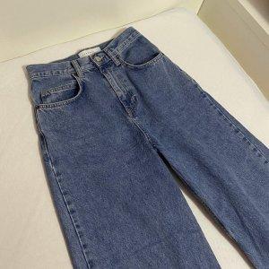 topshop weite hose vintage streetwear highwaist wide leg