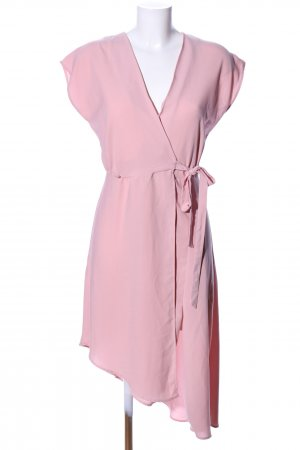 Topshop Wickelkleid rosa Elegant