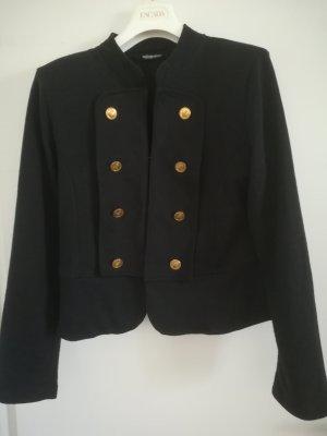 Topzustand: Military Style Blazer/Jacke von CHILLYTIME, GR. 38, Baumwolle