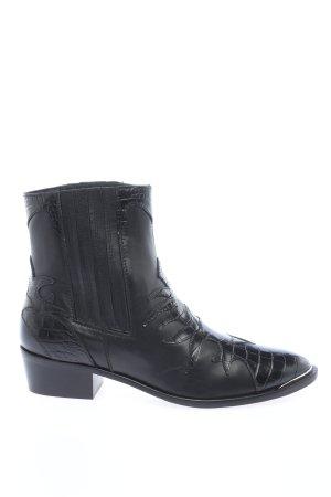 Toral Bottillons noir style décontracté