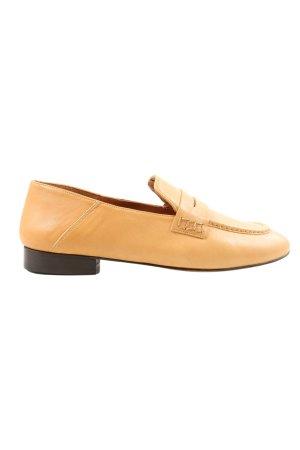 Toral Slippers light orange elegant