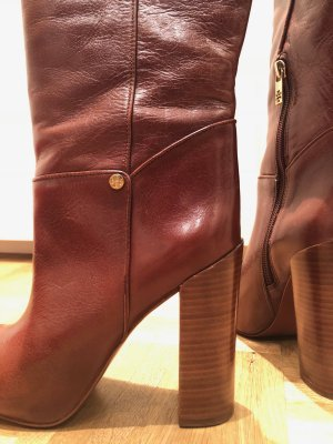 Tori Burch Leather Boots