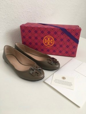 Tory Burch Ballerinas with Toecap multicolored leather