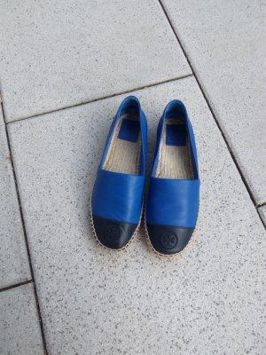 Tory Burch Mokasyny niebieski-ciemnoniebieski