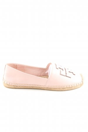 Tory Burch Espadrille sandalen roze-room casual uitstraling