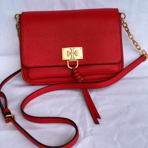 Tory Burch Eve mini Bag Brilliant Red