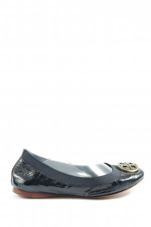 Tory Burch Foldable Ballet Flats black casual look