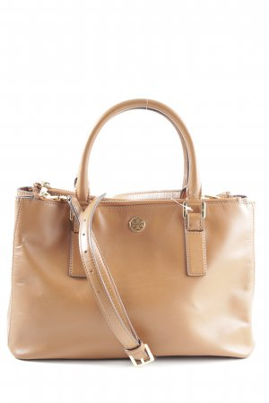 Tory Burch Handtasche wollweiß Business-Look