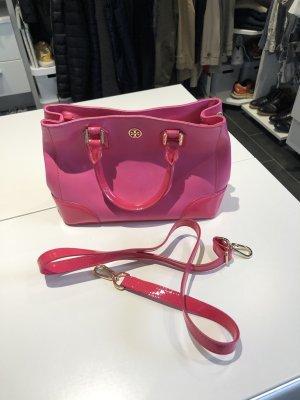 Tory Burch Frame Bag magenta