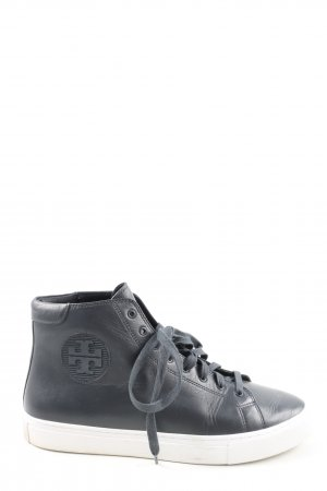 Tory Burch High Top Sneaker black-white casual look