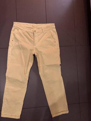 Tory Burch Hose XL gelb 42 Jeans