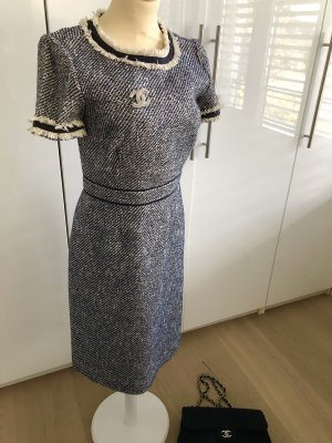Tory Burch Kleid original I'm Chanel Style, Boucle, Gr. 36, Gr. 6 US