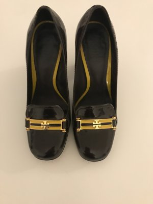 Tory Burch High-Front Pumps multicolored leather