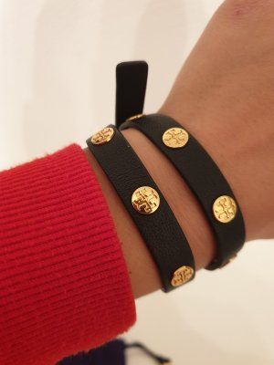 Tory Burch Bracelet black-gold-colored