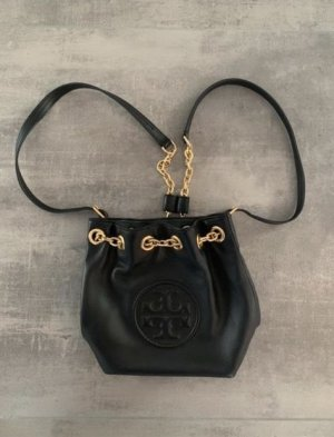 Tory Burch Pouch Bag black leather