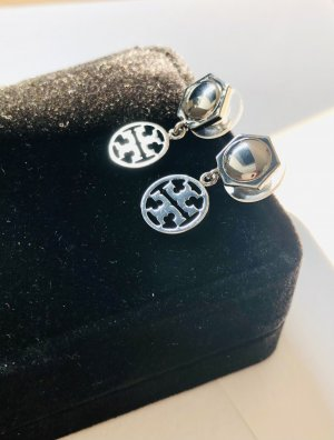 Tory Burch Ear stud silver-colored