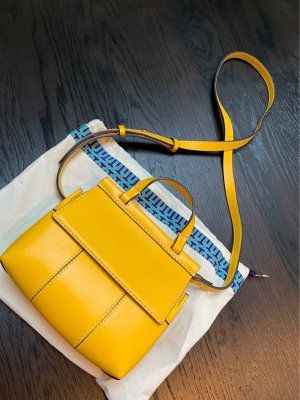 Tory Burch Mini sac jaune