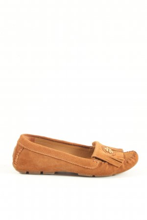 Tory Burch Mokassins braun Casual-Look