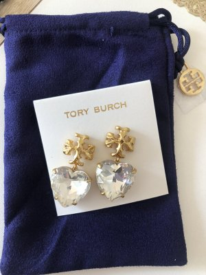 Tory Burch Ohrringe Roxanne Gold Neu