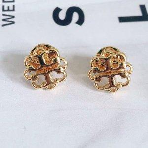 Tory Burch Ear stud gold-colored