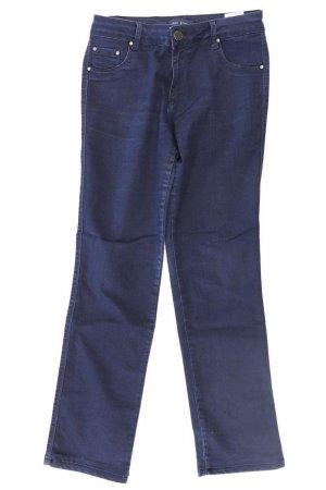 Tory Burch Regular Jeans blau Größe W33/L34