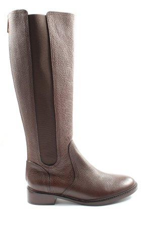 Tory Burch Jackboots brown casual look